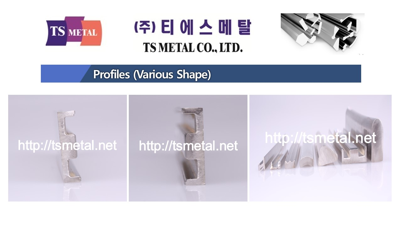 Stainless Steel Bar PROFILE clean bright surface (Cold
